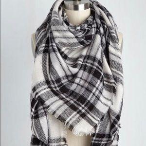 ModCloth Scarf Blanket